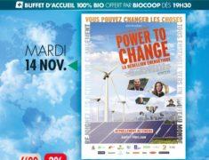 "Film ""Power to change"""