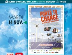 "Film ""Power to change"""